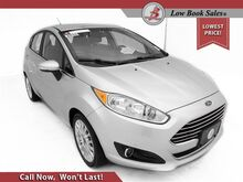 2016 Ford FIESTA Titanium Salt Lake City UT