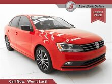 2016 Volkswagen Jetta 1.8T Sport Salt Lake City UT
