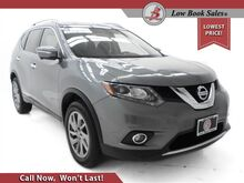 2015 Nissan ROGUE SL AWD Salt Lake City UT