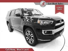 2016 Toyota 4RUNNER Limited 4WD Salt Lake City UT