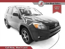 2007 Toyota RAV4 SPORT SUV 4D Sport Salt Lake City UT