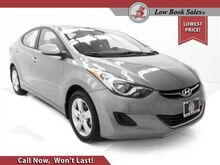 2013 Hyundai Elantra GLS Salt Lake City UT