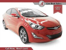 2014 Hyundai Elantra Limited Salt Lake City UT