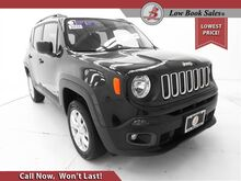 2016 Jeep Renegade LATTITUDE 4WD Salt Lake City UT