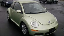 2010 Volkswagen New Beetle Coupe  Warsaw IN