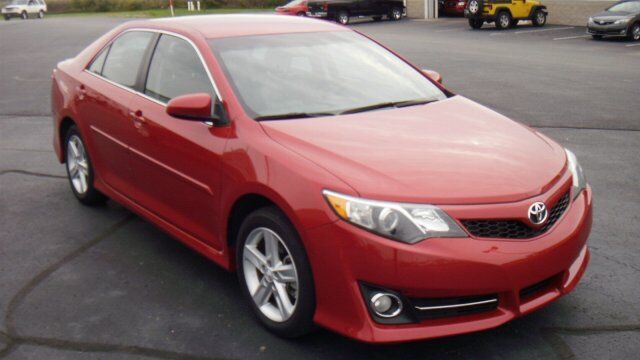 2014 Toyota Camry SE Warsaw IN