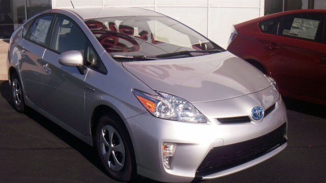 2013 Toyota Prius Two Warsaw IN
