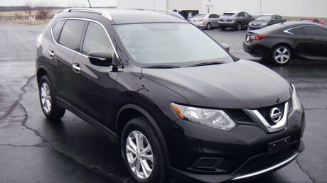 2015 Nissan Rogue SV AWD Warsaw IN