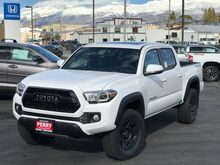 2017 Toyota Tacoma TRD Off Road Double Cab 5' Bed V6 4x4 AT Bishop CA