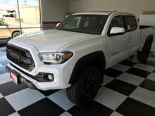 2017 Toyota Tacoma TRD Off Road Double Cab 6' Bed V6 4x4 AT Bishop CA