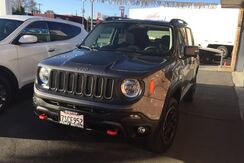 2016 Jeep Renegade 4WD 4dr Trailhawk Bishop CA
