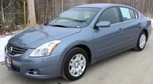 2012 Nissan Altima 2.5 S Brewer ME