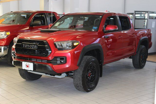2017 Toyota Tacoma TRD Pro Brewer ME
