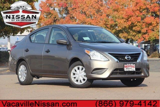 2017 Nissan Versa Sedan S Plus 1.6 L Vallejo CA
