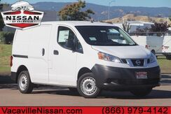 2017 Nissan NV200 Compact Cargo S 2.0 L Vallejo CA