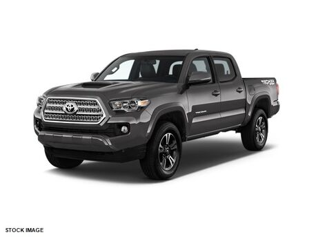 2017 Toyota Tacoma TRD Sport Double Cab 6' Bed V6 4x4 AT Burnsville MN
