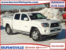 2010 Toyota Tacoma DBL CAB 4WD AT Burnsville MN