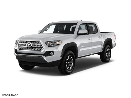 2017 Toyota Tacoma TRD Off Road Double Cab 5' Bed V6 4x4 MT Burnsville MN