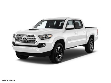 2017 Toyota Tacoma TRD Sport Double Cab 5' Bed V6 4x4 MT Burnsville MN