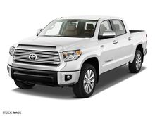 2017 Toyota Tundra 4WD Limited CrewMax 5.5' Bed 5.7L FFV Burnsville MN