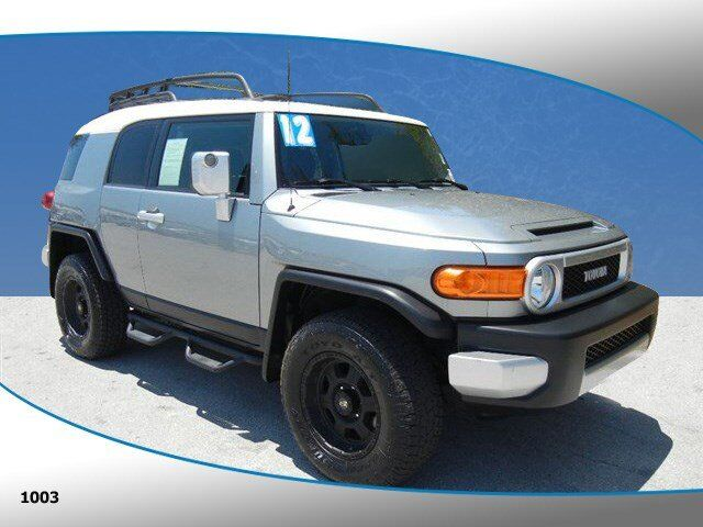 vehicle details 2012 toyota fj cruiser at ford of clermont clermont jaguar merritt island. Black Bedroom Furniture Sets. Home Design Ideas