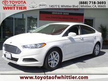 2015 Ford Fusion SE Whittier CA