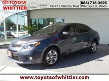 2015 Toyota Corolla LE ECO Plus Whittier CA