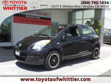 2011 Toyota Yaris  Whittier CA