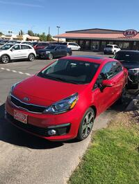 Kia Rio SEDAN 4 DOOR 2016