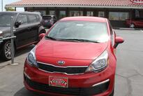 Kia Rio SEDAN 4 DOOR 2017