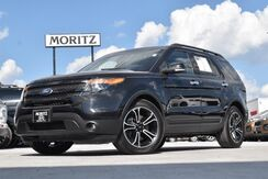 2013 Ford Explorer 3rd Row Sport Fort Worth TX