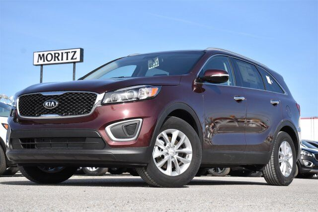Moritz Kia Fort Worth >> 2017 Kia Sorento LX Fort Worth TX 17035292