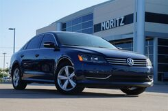 2013 Volkswagen Passat SE w/LEATHER SEATS Hurst TX