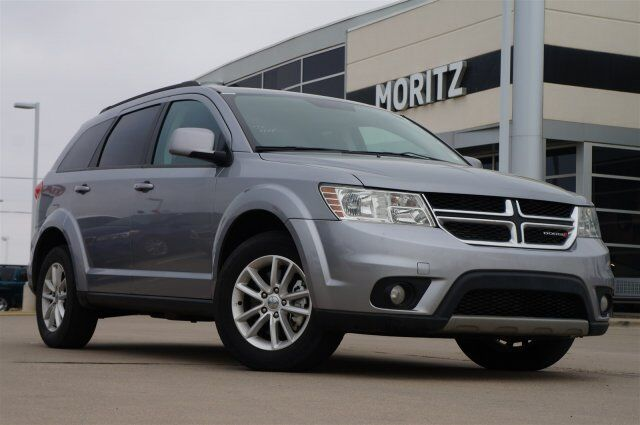 2016 dodge journey sxt w 3rd row seats hurst tx 17623393. Black Bedroom Furniture Sets. Home Design Ideas