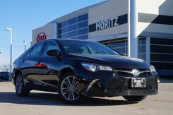 2015 Toyota Camry SE Fort Worth TX