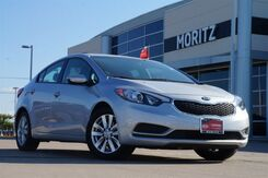 2016 Kia Forte LX w/RIMS & BACK UP CAMERA Hurst TX