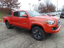2017 Toyota Tacoma TRD Sport Double Cab 6' Bed V6 4x4 AT Cranberry Twp PA