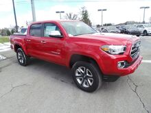 2017 Toyota Tacoma Limited Double Cab 5' Bed V6 4x4 AT Cranberry Twp PA