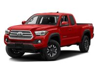Toyota Tacoma TRD Off Road Access Cab 6' Bed V6 4x4 AT 2017