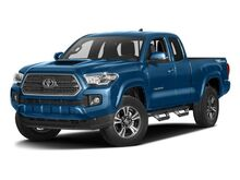 2017 Toyota Tacoma TRD Sport Access Cab 6' Bed V6 4x4 AT Cranberry Twp PA