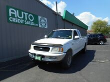 1998 Ford F-150 XLT SuperCab Long Bed 4WD Spokane Valley WA