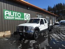 2004 Ford Super Duty F-550 DRW Crew Cab 4WD DRW Spokane Valley WA