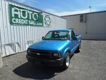 1995 Chevrolet S-10 Reg. Cab Short Bed 2WD Spokane Valley WA