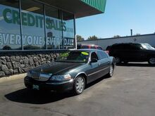 2003 Lincoln Town Car Cartier L Spokane Valley WA
