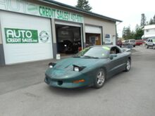 1995 Pontiac Firebird Formula coupe Spokane Valley WA