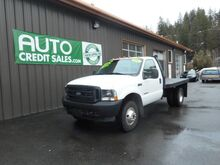 2002 Ford Super Duty F-350 DRW XL 4WD DRW Spokane Valley WA