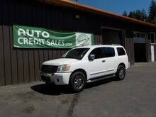 2004 Nissan Pathfinder Armada  Spokane Valley WA