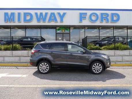 2017 Ford Escape Titanium Roseville MN