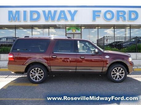 2017 Ford Expedition EL King Ranch Roseville MN
