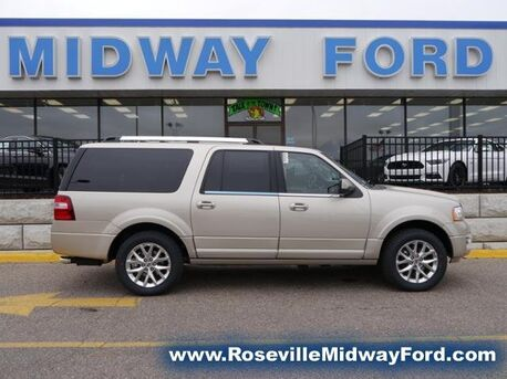 2017 Ford Expedition EL Limited Roseville MN